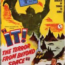It ! The Terror From Beyond Space (1958) DVD