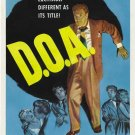 D.O.A. (1950) - Edmond O´Brien DVD