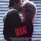 D.O.A. (1988) - Dennis Quaid DVD
