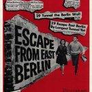 Escape From East Berlin (1962) - Robert Siodmak DVD