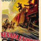 Carson City (1952) - Randolph Scott DVD
