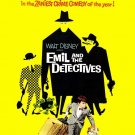 Emil And The Detectives (1964) DVD