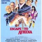 Escape To Athena (1979) - Roger Moore DVD