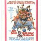 Inspector Clouseau (1968) - Alan Arkin DVD