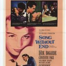 Song Without End (1960) - Dirk Bogarde DVD