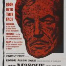 Masque Of The Red Death (1964) - Vincent Price DVD