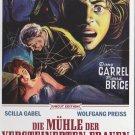 Mill Of The Stone Women (1960) - Pierre Brice UNCUT DVD