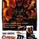 Night Of The Demon (1957) - Dana Andrews DVD