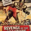 Revenge Of The Creature (1955) - John Agar DVD