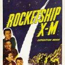 Rocketship X-M (1950) - Lloyd Bridges DVD