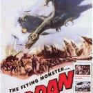Rodan - The Flying Monster (1956) DVD