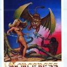 Sorceress (1982) UNCUT DVD