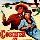 Coroner Creek (1948) - Randolph Scott  DVD