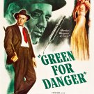 Green For Danger (1946) - Trevor Howard DVD