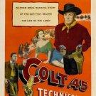 Colt .45 (1950) - Randolph Scott DVD