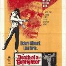 Death Of A Gunfighter (1969) - Richard Widmark DVD