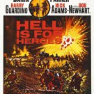 Hell Is For Heroes (1962) - Steve McQueen DVD