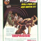 Impasse (1969) - Burt Reynolds DVD