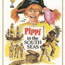 Pippi In The South Seas (1970) DVD