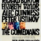 The Comedians (1967) - Elizabeth Taylor DVD