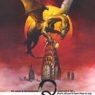 Q : The Winged Serpent (1982) - David Carradine DVD