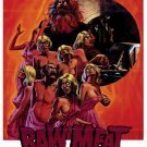 Raw Meat (1972) - Christopher Lee DVD