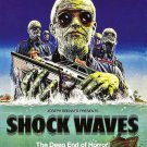 Shock Waves (1977) - Peter Cushing DVD