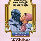 The Abominable Dr. Phibes (1971) - Vincent Price DVD