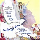 The Blue Bird (1976) - Elizabeth Taylor DVD