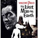 The Last Man On Earth (1964) - Vincent Price DVD