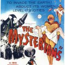 The Mysterians (1957) - Ishiro Honda DVD