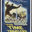 The Time Travelers (1964) - Preston Foster DVD