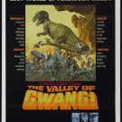 The Valley Of Gwangi (1969) - James Franciscus DVD