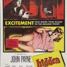 Hidden Fear (1957) - John Payne DVD
