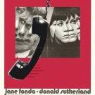 Klute (1971) - Donald Sutherland DVD