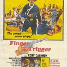 Finger On The Trigger (1965) - Rory Calhoun DVD