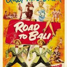 Road To Bali (1952) - Bob Hope DVD