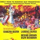Khartoum (1966) - Charlton Heston DVD