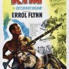 Kim (1950) - Errol Flynn DVD