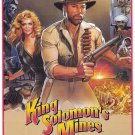 King Solomon´s Mines (1985) - Richard Chamberlain DVD