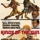 Kings Of The Sun (1963) - Yul Brynner DVD