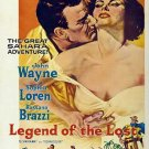 Legend Of The Lost (1957) - John Wayne DVD