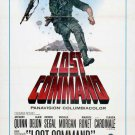 Lost Command (1966) - Anthony Quinn DVD