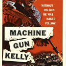 Machine Gun Kelly (1958) - Charles Bronson DVD