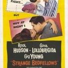 Strange Bedfellows (1965) - Rock Hudson DVD