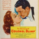 The Life And Death Of Colonel Blimp (1943) - Michael Powell DVD