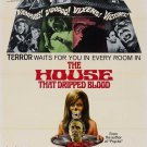 The House That Dripped Blood (1971) - Christopher Lee DVD