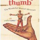 Tom Thumb (1958) - George Pal DVD
