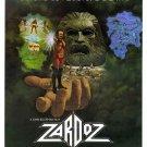 Zardoz (1971) - Sean Connery DVD