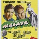 Malaya (1949) - James Stewart DVD